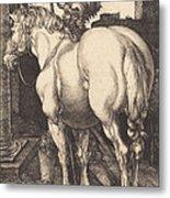 Large Horse Metal Print