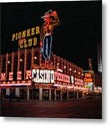 Las Vegas 1983 #1 Metal Print