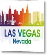 Las Vegas Nv  Metal Print
