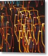 Las Vegas Strip 2148 Metal Print