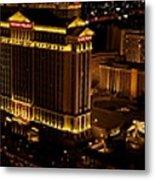 Las Vegas Strip I Metal Print