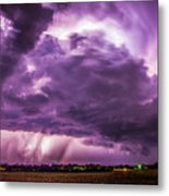 Last Chace Lightning For 2017 006 Metal Print