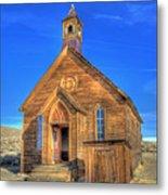 Last Church Standing Metal Print