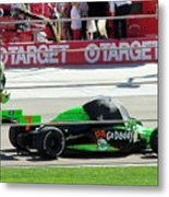 Last Indy Race Metal Print