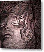 Last King Of Mars Metal Print