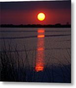 Last Minutes Of The Day Metal Print