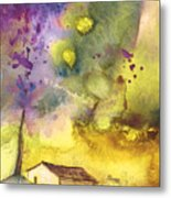 Late Afternoon 13 Metal Print