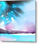 Late Afternoon 16 Metal Print