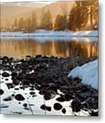Late Aternoon  Lake Tahoe Metal Print