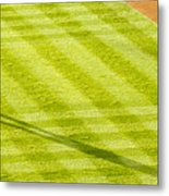 Late In The Day Shadow Metal Print