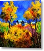 Late Summer 885180 Metal Print
