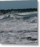 Late Summer Storm Metal Print