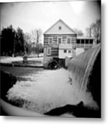Laughlin Mill Metal Print