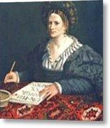 Laura Pisani 1525 Metal Print