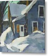 Laura's House Metal Print