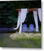 Lavender Breeze Metal Print