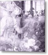 Lavender Ladies Metal Print