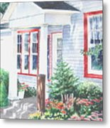 Lavender Lane Occoquan Virginia Metal Print