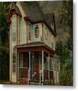 Lawton Home Metal Print
