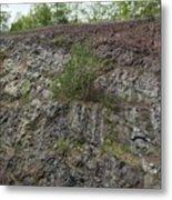 Layer Rocks 3 Metal Print