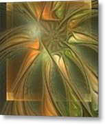 Layers Metal Print