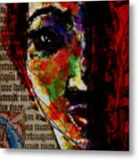 Layers Of Meaning Metal Print