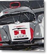 Le Mans Audi R18 Metal Print