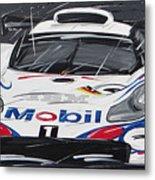 Le Mans Porsche 911 Gt 1995 Metal Print