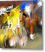 Le Tour De France 05 Metal Print