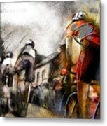 Le Tour De France 06 Metal Print