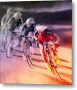 Le Tour De France 13 Metal Print