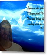 Lean On Me 3 Metal Print