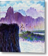 Leap Of Faith Metal Print
