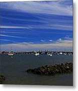 Learning To Breathe Again Metal Print