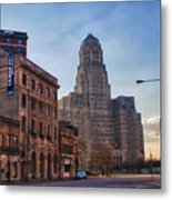 Lease It Metal Print by Chuck Alaimo