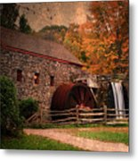 Leave A Light On For Me Metal Print