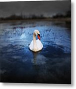 Left Behind Metal Print by Svetlana Sewell