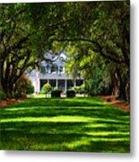 Legare Waring House Charleston Sc Metal Print