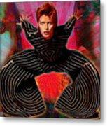 Legend Of Bowie  Metal Print