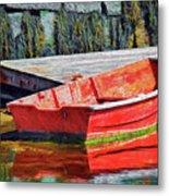 Leisurely Day Metal Print