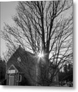 Leith Presbyterian Church Metal Print