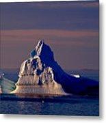 Lemaire Channel Antarctica 31 Metal Print
