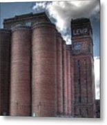 Lemp Brewery Metal Print