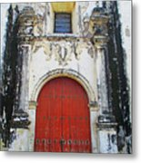 Leon Cathedral 9 Metal Print