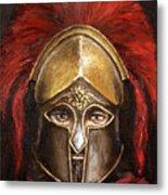 Leonidas Metal Print