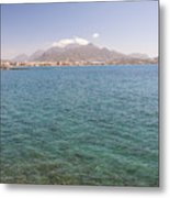 Lerapetra From Across The Bay Metal Print