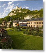 Les Andelys France Metal Print