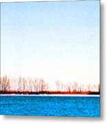 Leslie Spit From Cherry Beach 33 Dbae Metal Print