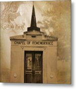 Lest We Forget The Forgotten Series 20 Metal Print