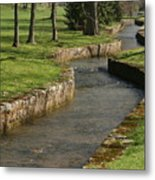 Letort Spring Run Metal Print